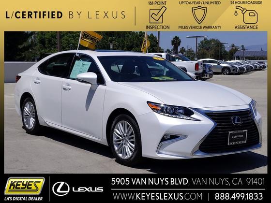 2017 Lexus ES 350:24 car images available