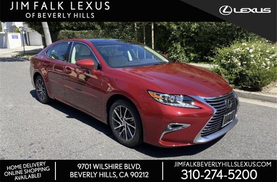 2017 Lexus ES 350:16 car images available