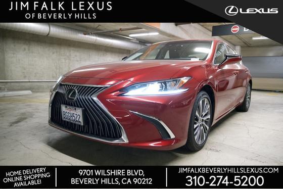 2019 Lexus ES 350:19 car images available