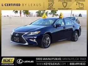 2018 Lexus ES 350:24 car images available