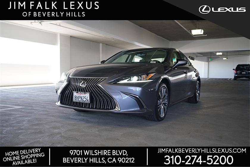 2019 Lexus ES 350:13 car images available