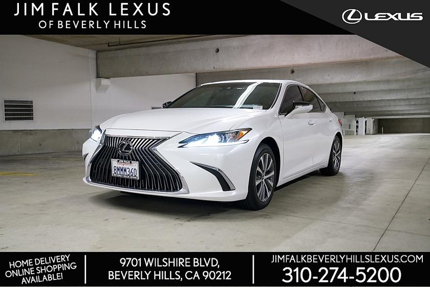 2019 Lexus ES 350:14 car images available
