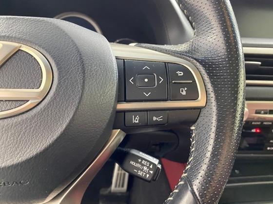 2017 Lexus GS 200t F-Sport