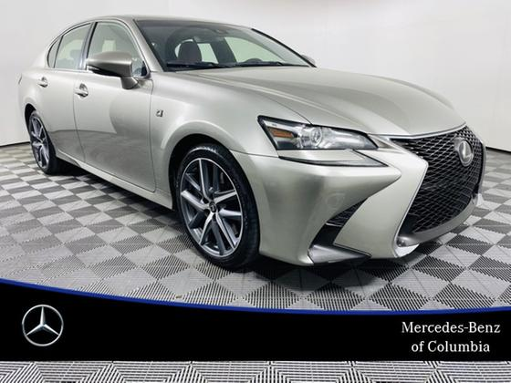 2017 Lexus GS 200t F-Sport:24 car images available