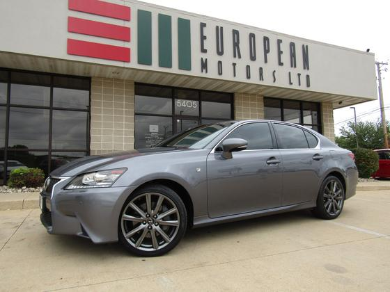 2013 Lexus GS 350 F-Sport:23 car images available