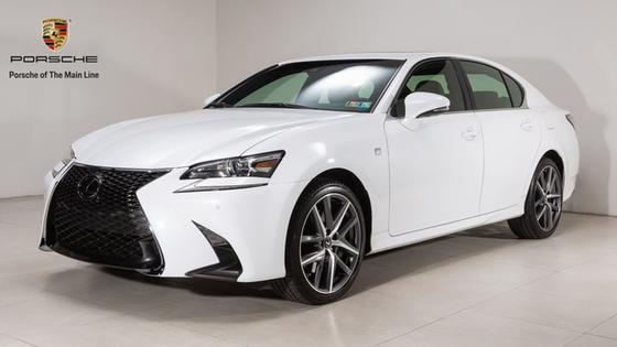 2017 Lexus GS 350 F-Sport:24 car images available