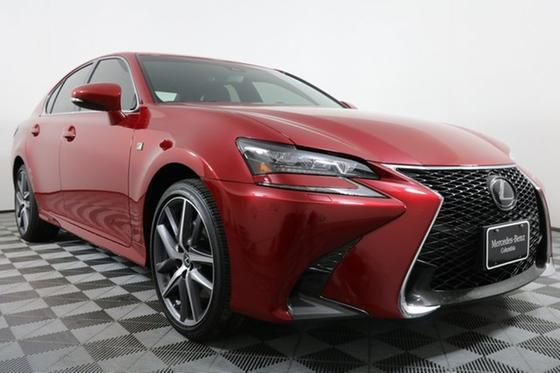 2018 Lexus GS 350 F-Sport:24 car images available