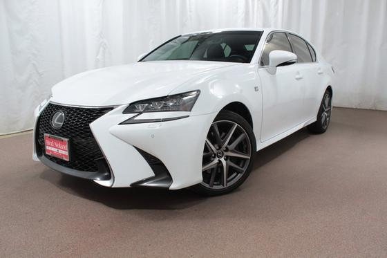 2019 Lexus GS 350 F-Sport:23 car images available