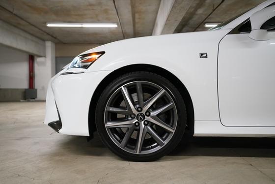 2018 Lexus GS 350 F-Sport