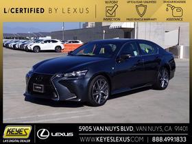 2018 Lexus GS 350 F-Sport:24 car images available