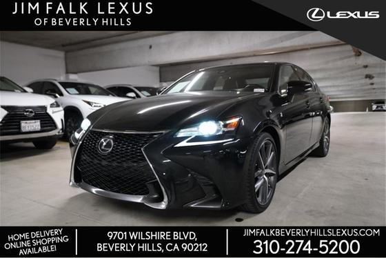 2019 Lexus GS 350 F-Sport:15 car images available