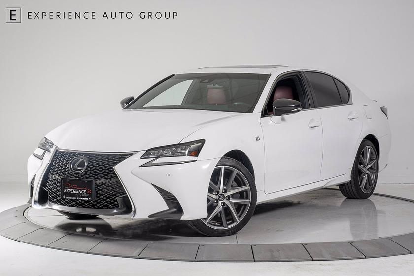 2019 Lexus GS 350 F-Sport:24 car images available