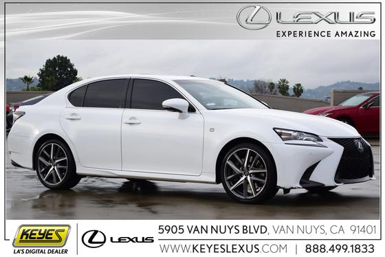 2016 Lexus GS 350:24 car images available