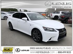 2015 Lexus GS 350:24 car images available