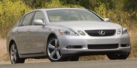 2007 Lexus GS 350 : Car has generic photo