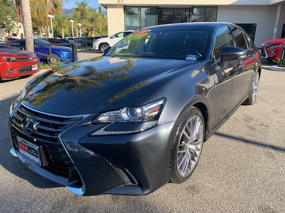 2018 Lexus GS 350:7 car images available
