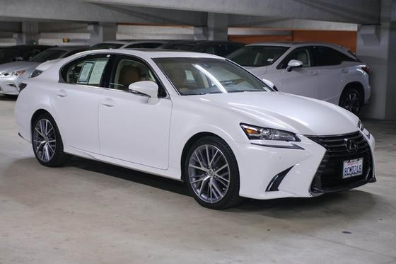 2018 Lexus GS 350:10 car images available