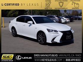 2018 Lexus GS 350:24 car images available
