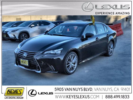 2018 Lexus GS 350:24 car images available