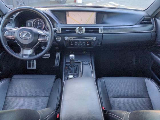 2018 Lexus GS 350