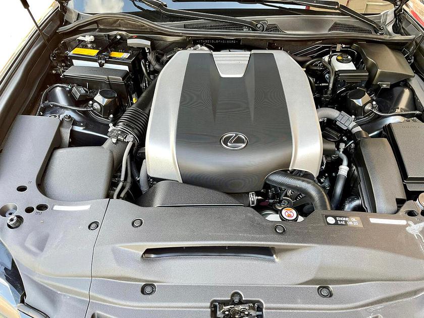 2019 Lexus GS 350