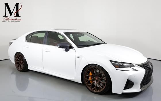 2018 Lexus GS F:24 car images available