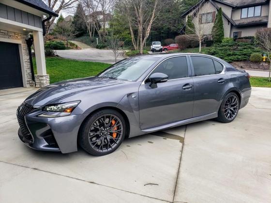 2016 Lexus GS F:2 car images available