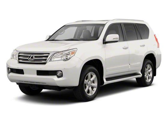 2011 Lexus GX 460 : Car has generic photo