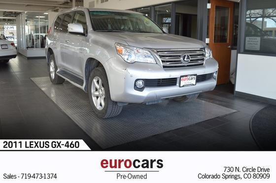 2011 Lexus GX 460:23 car images available