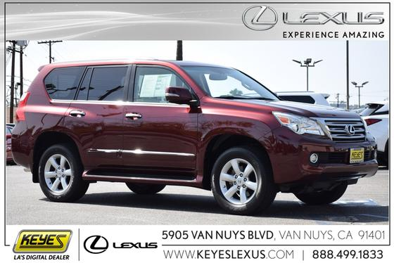 2012 Lexus GX 460:24 car images available