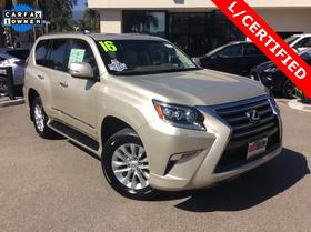 2016 Lexus GX 460:18 car images available
