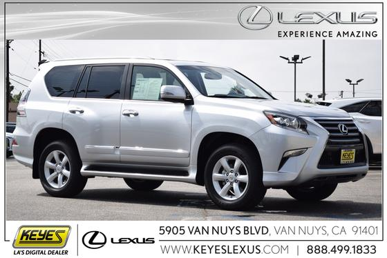 2018 Lexus GX 460:24 car images available