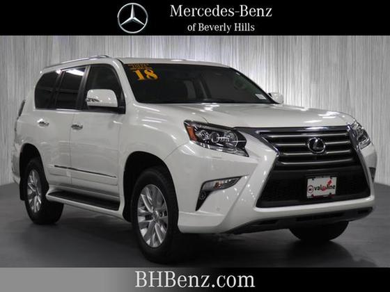 2018 Lexus GX 460:19 car images available