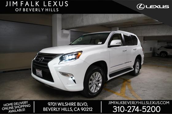 2018 Lexus GX 460:14 car images available