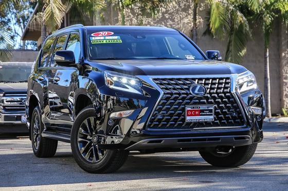 2020 Lexus GX 460:24 car images available