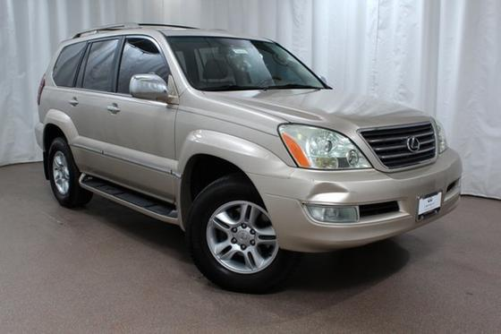 2007 Lexus GX 470:24 car images available