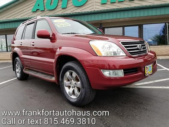 2008 Lexus GX 470:24 car images available