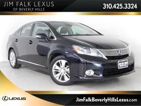 2010 Lexus HS 250h:24 car images available