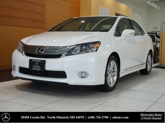 2011 Lexus HS 250h:24 car images available