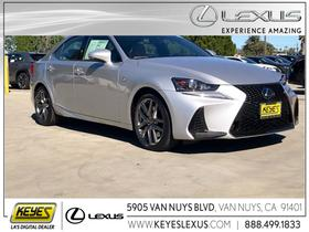 2017 Lexus IS :24 car images available