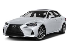 2017 Lexus IS  : Car has generic photo