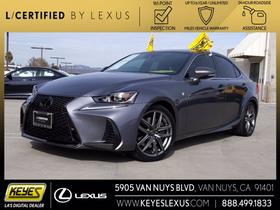 2018 Lexus IS :24 car images available