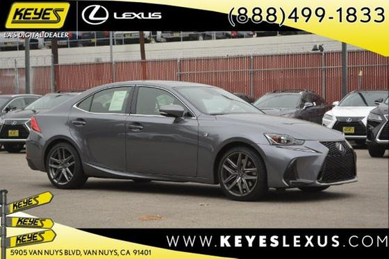 2017 Lexus IS 200t F Sport:23 car images available