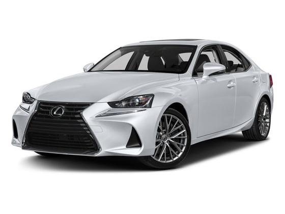 2017 Lexus IS 200t F Sport : Car has generic photo