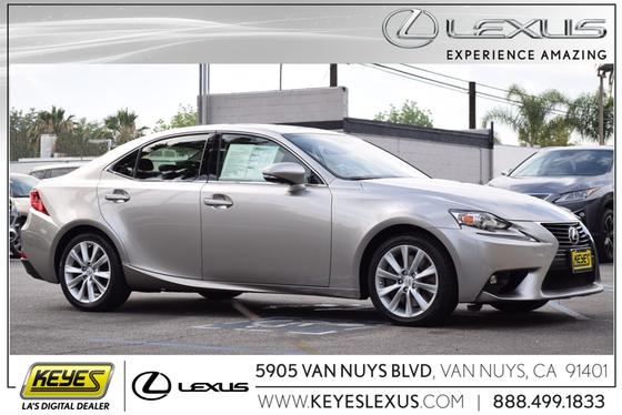 2016 Lexus IS 200t:22 car images available