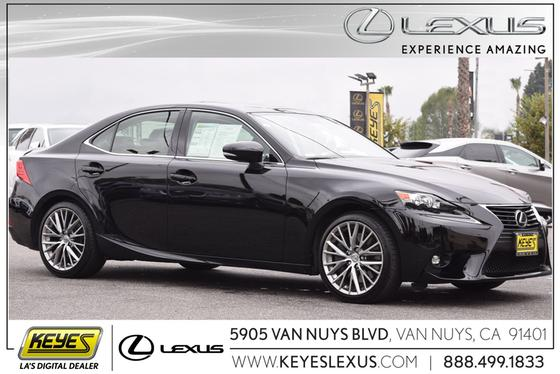 2016 Lexus IS 200t:23 car images available