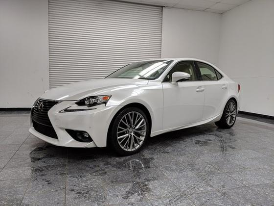 2016 Lexus IS 200t