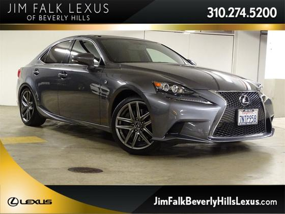 2016 Lexus IS 200t:24 car images available