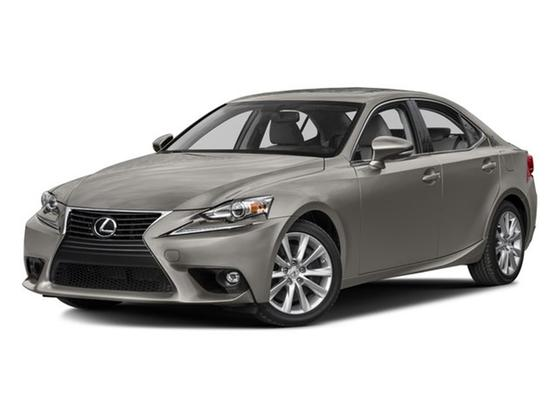 2016 Lexus IS 200t : Car has generic photo