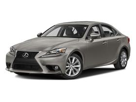 2016 Lexus IS 200t : Car has generic photo
